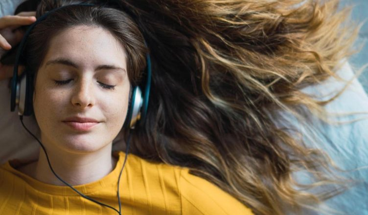 If you listen to music every 20 minutes, then the tension will be removed, much more ... how?